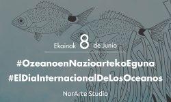 Dia Mundial De Los Oceanos NorArte Visual Science