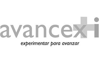 logo de AVANCEX. Clientes de NorArte - Visual Science